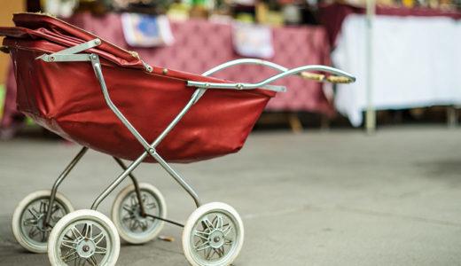 新生児からベビーカーを使いたい!新生児用のベビーカーの選び方
