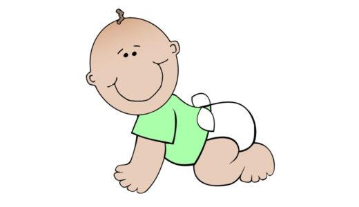 ハイハイをしない赤ちゃんは何か問題がある?ハイハイの大切な役割とハイハイの練習方法